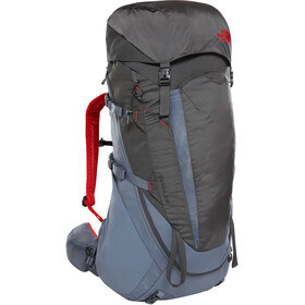 The North Face Terra 55 Zaino grigio/nero
